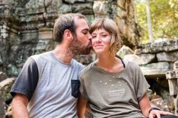Love in Angkor Wat