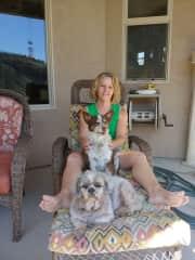 Carol, Reese and Cruiser