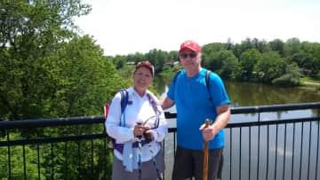Hiking the Avon Trail