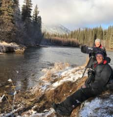 Grizzly bear photography in the Yukon