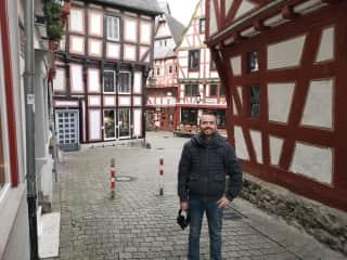 Jan 2020. Limburg, Essen. Germany