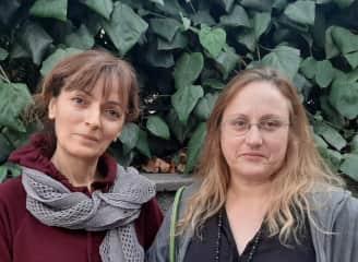 Gordana and Jelena