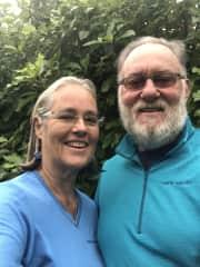 Barbara and Richard