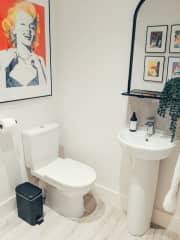 Ground floor - Toilet