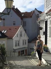 Bergen, Norway- my Grandma's childhood  neighborhood