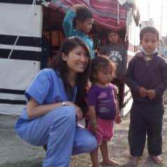 Volunteering in Kathmandu after the earthquake (Nepal)