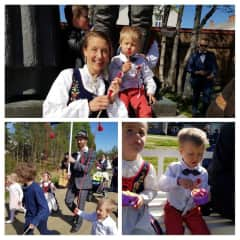 Constitution day in Norway