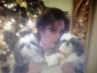 Beau, myself and Bella!