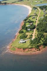 Our home in Prince Edward Island