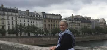 Me, in Paris.