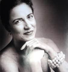 Marian's Author Portrait