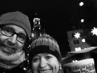 Exploring the Christmas Markets in Germany!