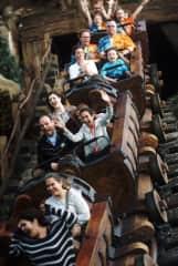 Disney World with family