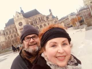Paris Dec 2019