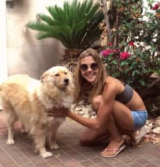 House and pet sitting in Ra'anana, Israel, September 2019.