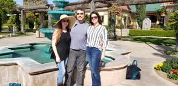 Southern California visit with my two daughters and favorite models