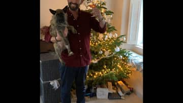 Merry Christmas from Tilly & me