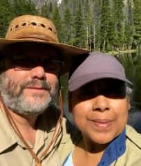 Hiking fun in Colorado