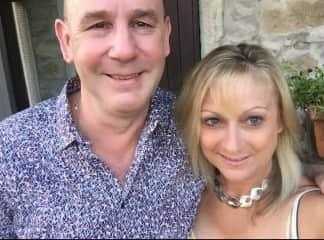Julie and Trevor