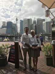 After the visa application in Sydney 27/03/2019