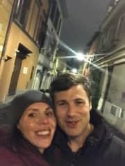 Chase and Irina