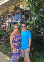 Love traveling to Hawaii