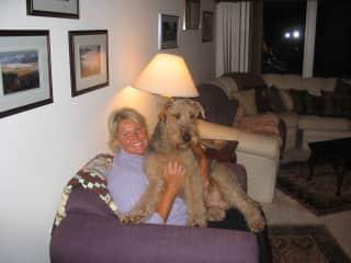 Charlie My Lap Dog