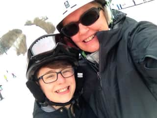 Skiing -2016