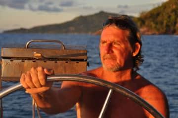 Captain Craig at Sea!