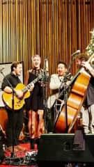 Daniel Brunner, me, Kaoru Ishibashi, Mike Savino @ Central Presbyterian Austin, TX