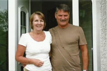 Ian and Kathleen