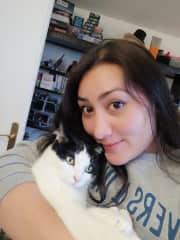 Me and Poupette