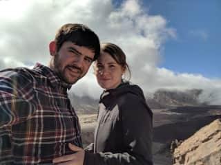 We at Tenerife