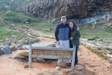 Mike Jenny South Africa -- We love to travel!
