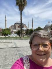 Sightseeing in Istanbul, Turkey