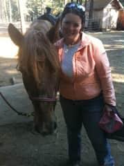 Horseback Riding, love it!