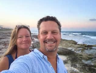 David and Diane - Isla Mujeres