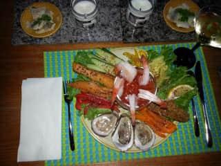 Fresh Nova Scotia Seafood