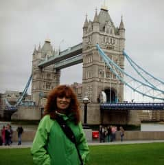 Traveling in England