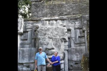 Most recent international travel to Belize.