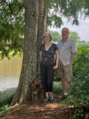 Jim and Helen 2019
