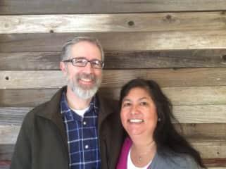 Richard and Maricela