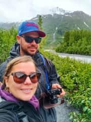 Exit Glacier Seward, Alaska