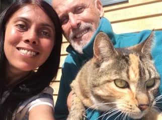 Lata, Philip & Maya