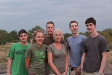 Our family on safari in South Africa in 2011 - how time flies. I guess we better get another family trip planned.