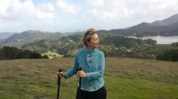 Terah hiking