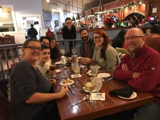 My family at Christmas.  My heart!