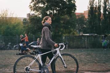 I love biking! I have a mountain bike and city bike - both I use frequently.