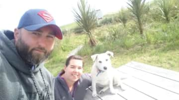 Our house sit in Kaikoura, NZ