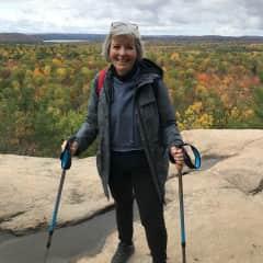 Hiking Algonquin